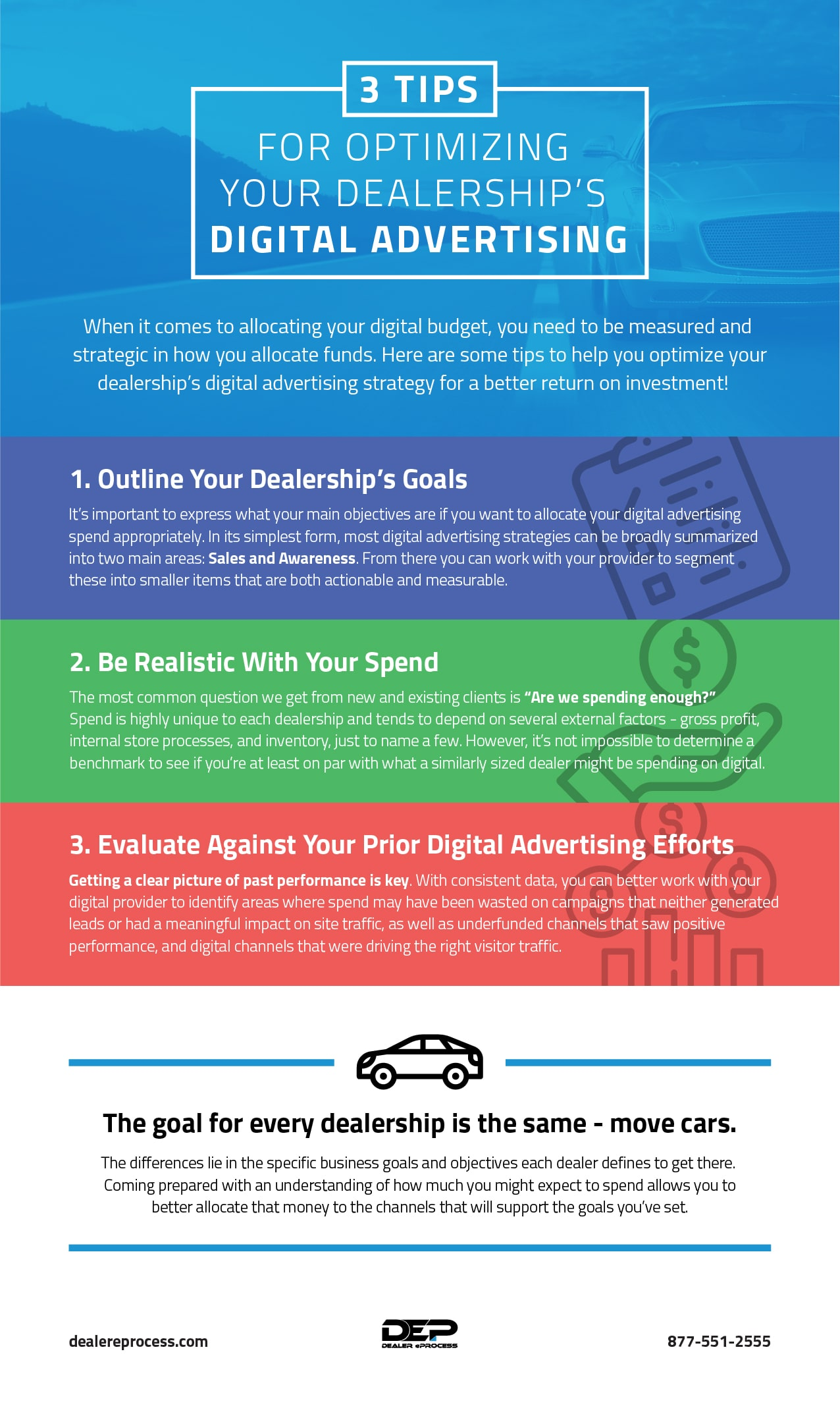 three tips to optimize digital advertising