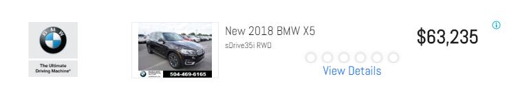 BMW Dynamic Inventory ad image