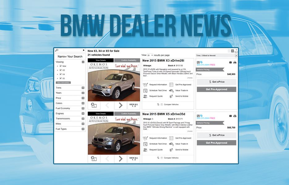 BMW Dealer News image