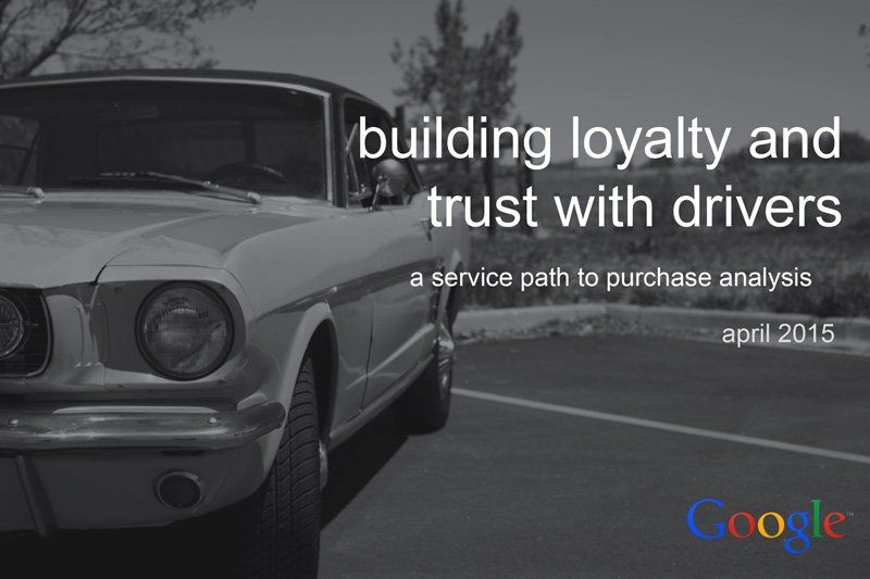 Building Loyalty and Trust With Drivers