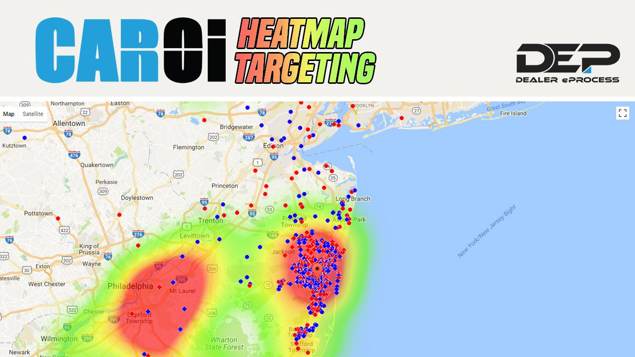 heatmap targeting