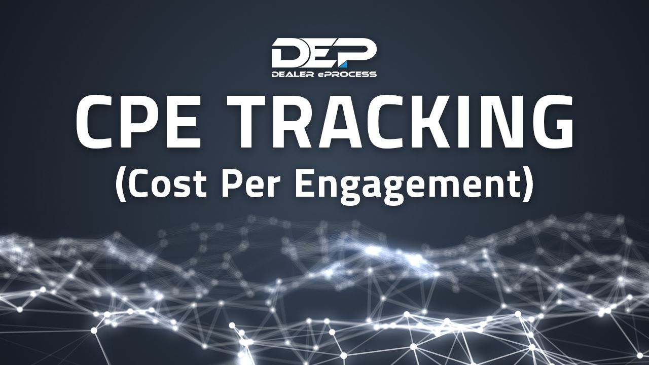 cost per engagement tracking