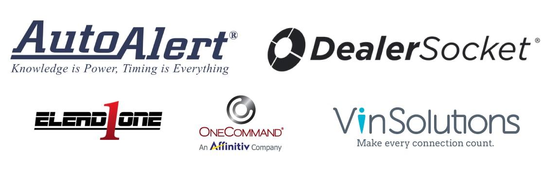 CRM company logos