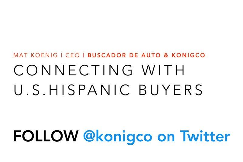 Connecting With U.S. Hispanic Buyers