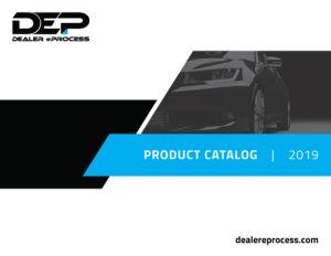 DEP brochure preview image