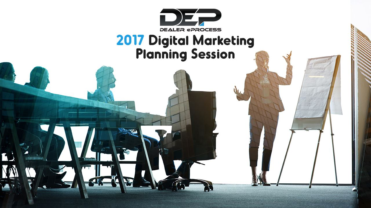 12 Days of Giveaways, Day 9: 2017 Digital Marketing Planning Session