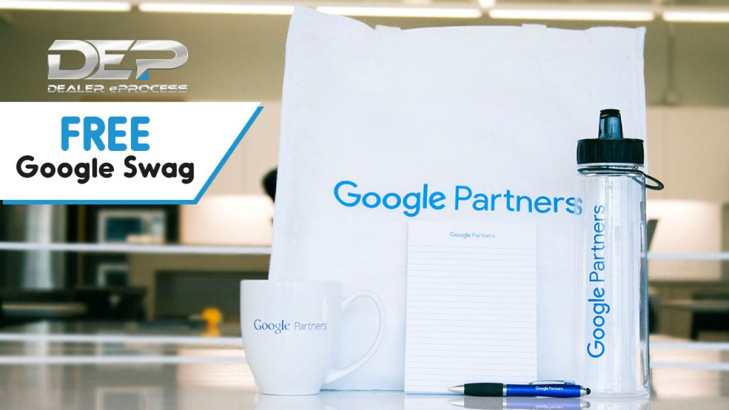 12 Days of Giveaways, Day 11: Google Swag