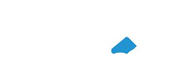 DEP logo white