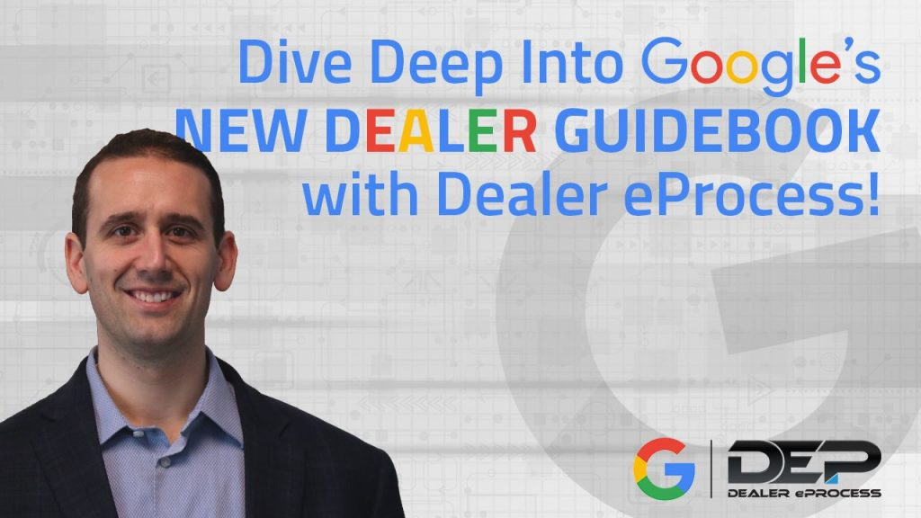 Google Dealer Guidebook
