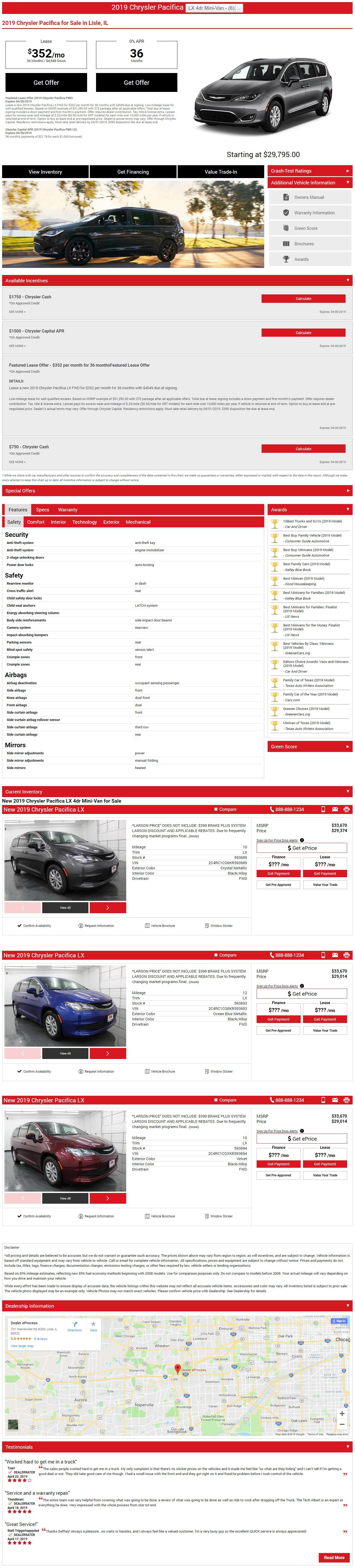 dynamic lease offer full screen image