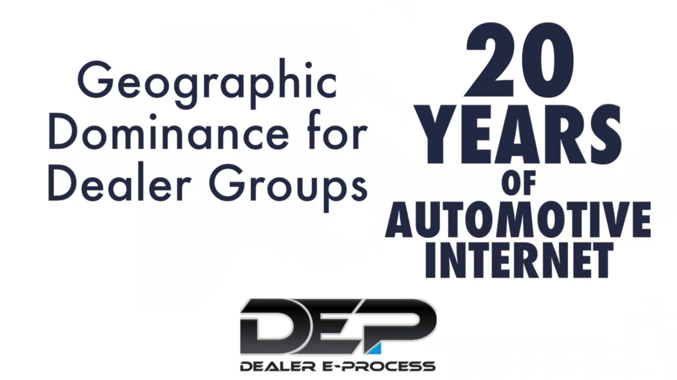 Geographic Dominance for Dealer Groups preview