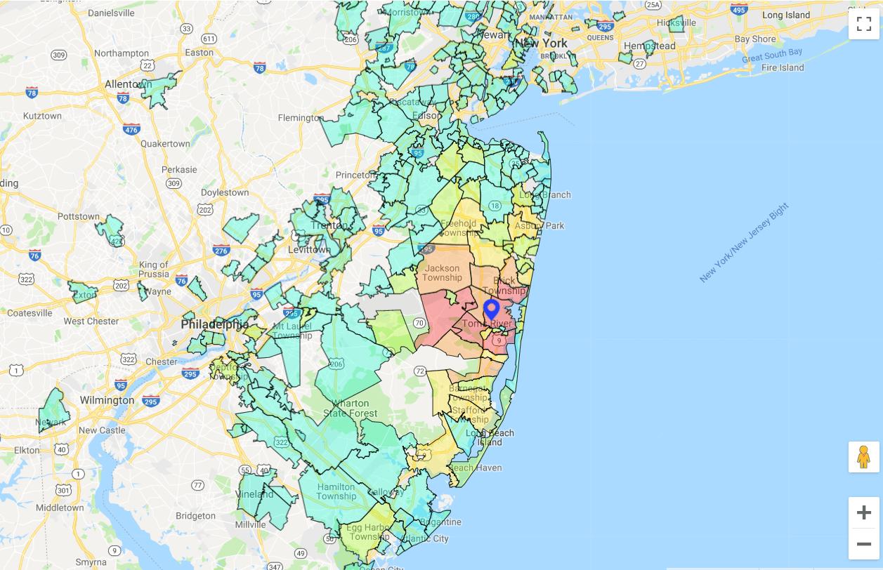heatmap image of