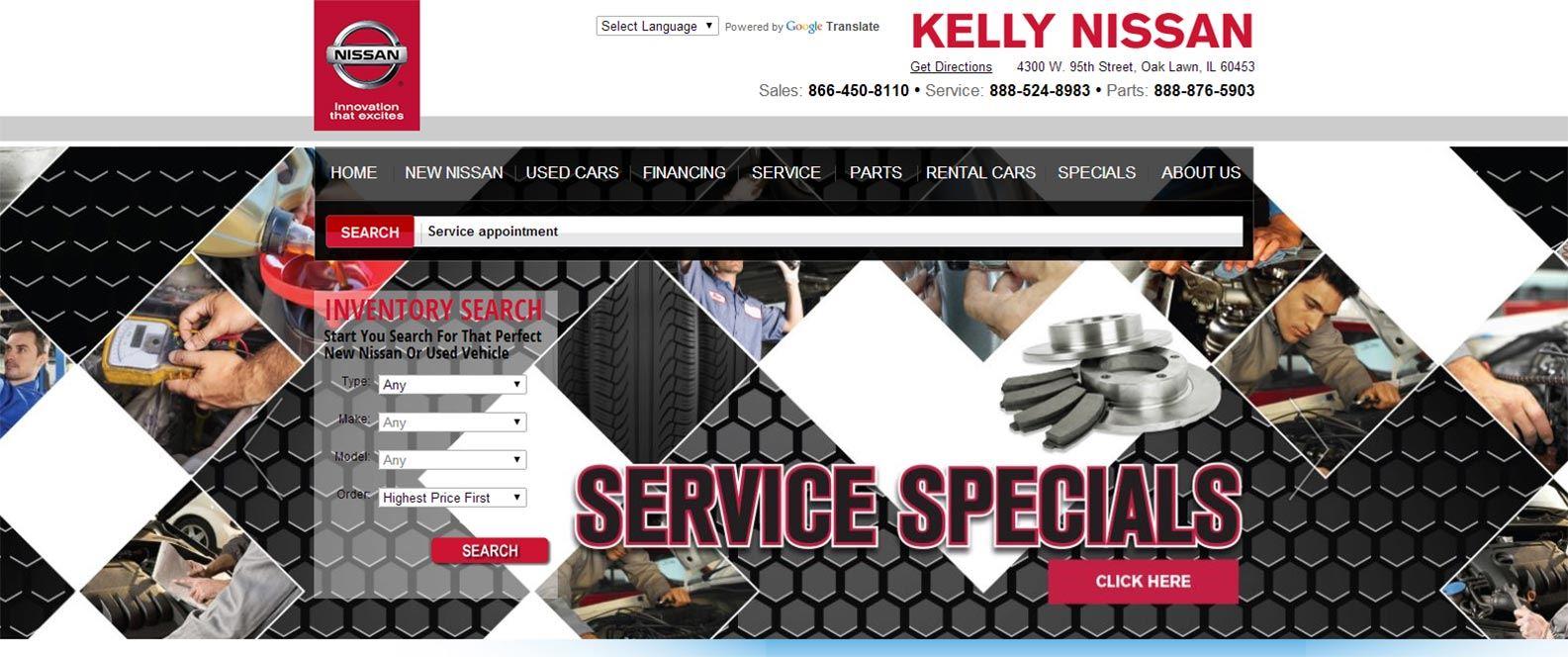 Kelly Nissan