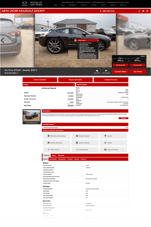 Mazda VDPxL preview image