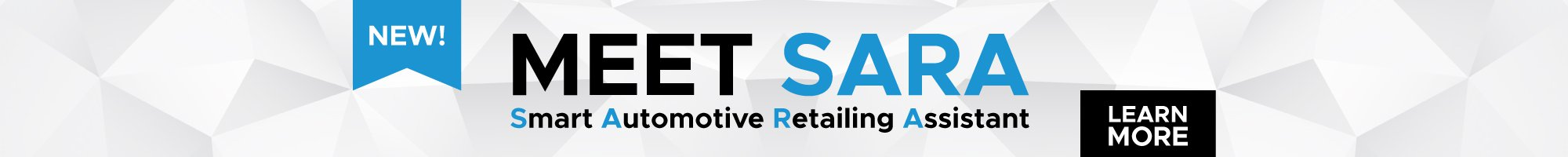 Meet SARA: Smart Automotive Retailing Assistant