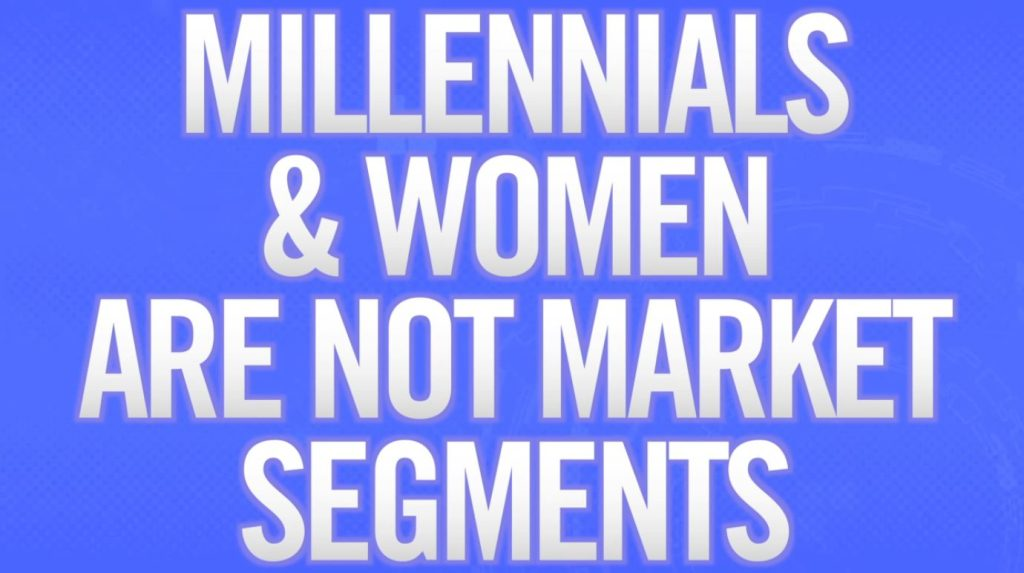 Millennials and Women video preview