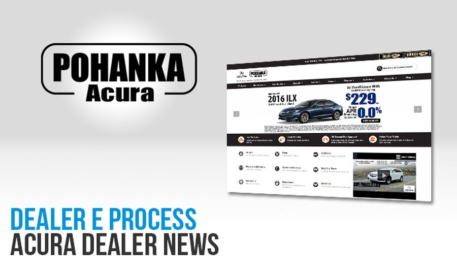 Pohanka Acura article image