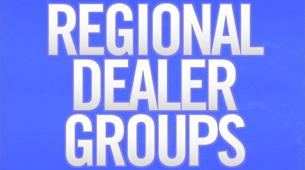 Regional Dealer Groups preview