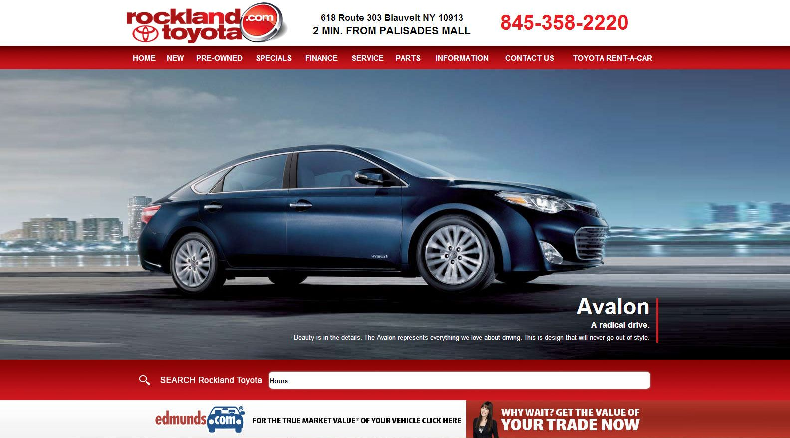 Rockland Toyota preview