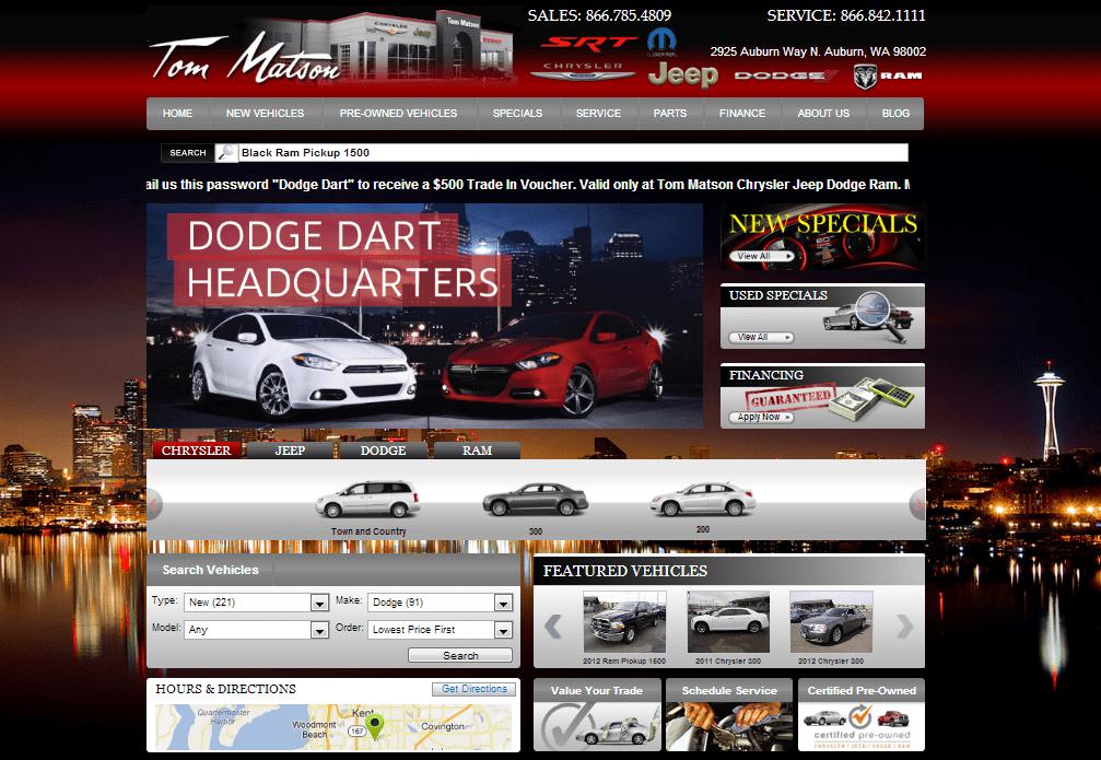 Best Automotive Websites