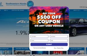 DriveCentive Offer