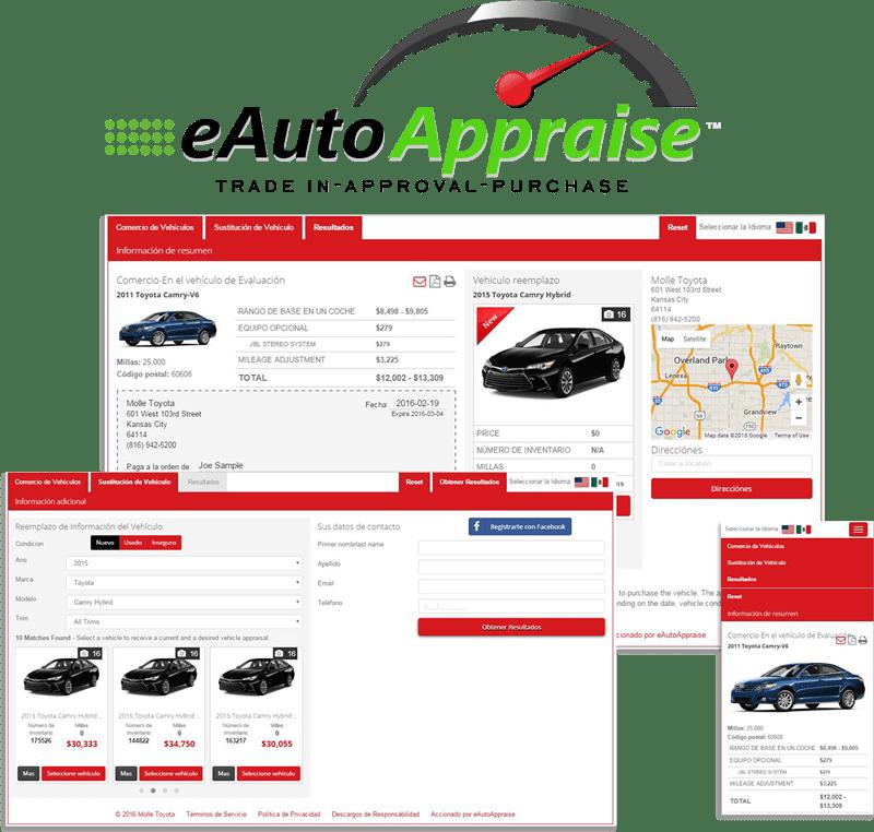 eAutoAppraise_Spanish_website